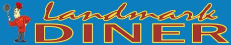 Landmark Diner Logo